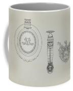 Silver Tankard Coffee Mug