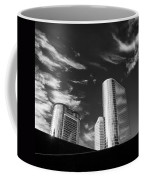 Silver Towers Coffee Mug