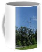Silver Tree Coffee Mug