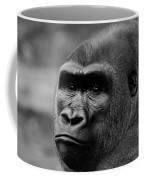 Silverback Gaze Coffee Mug