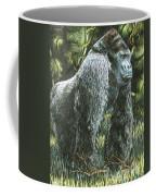 Silverback-king Of The Mountain Mist Coffee Mug