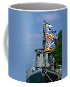Silversides Flags Coffee Mug