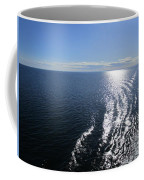 Silvery Ocean Coffee Mug