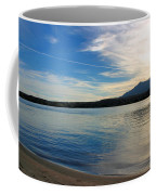 Silvery Reflection Coffee Mug