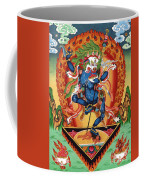 Simhamukha - Lion Face Dakini Coffee Mug