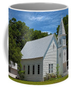 Simple Country Church Coffee Mug