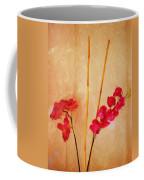 Simple Floral Arrangement  Coffee Mug
