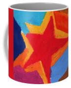 Simple Star-straight Edge Coffee Mug