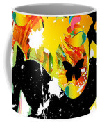 Simplistic Splatter Coffee Mug