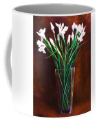 Simply Iris Coffee Mug by Shannon Grissom