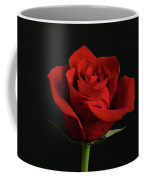 Simply Red Rose Coffee Mug