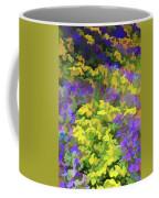 Simply Soft Colorful Garden Coffee Mug