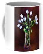 Simply Tulips Coffee Mug by Shannon Grissom