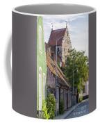 Simrishamn Street Scene Coffee Mug