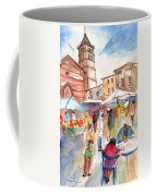 Sineu Market In Majorca 01 Coffee Mug