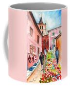 Sineu Market In Majorca 05 Coffee Mug