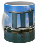 Singapore Ship Top Coffee Mug