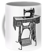 Singer Sewing Machine Coffee Mug