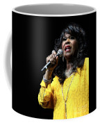 Singer Shirley Alston Reeves  Coffee Mug