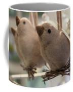 Singing In The Shop Coffee Mug