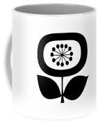 Single Flower 2  Coffee Mug