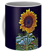 Single Flower Coffee Mug