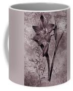 Single Lily-vintage Series  Coffee Mug