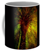 Single Palm Coffee Mug
