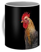 Single Rooster Coffee Mug