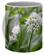 Single Stem Of Wild Garlic Coffee Mug