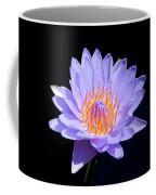 Single Water Lily Coffee Mug