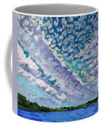 Singleton Altocumulus Morning Coffee Mug
