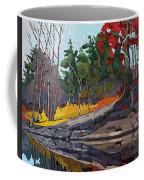 Singleton Autumn Coffee Mug