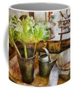Sink - Eat Your Greens Coffee Mug