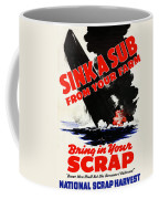Sink A Sub From Your Farm Coffee Mug