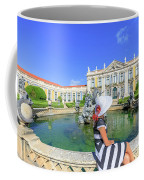 Sintra Travel Woman Coffee Mug