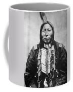 Sioux: Crow King Coffee Mug by Granger