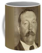 Sir Arthur Conan Doyle, 1859 -1930 Coffee Mug