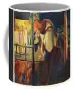 Sir Galahad At The Ruined Chapel Coffee Mug