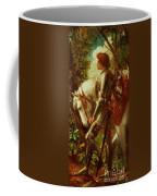Sir Galahad Coffee Mug by George Frederic Watts