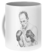 Sir Henry Cooper Obe Coffee Mug