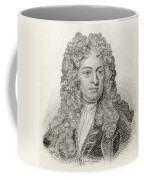 Sir John Vanbrugh, 1664 To 1726 Coffee Mug