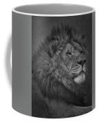 Sir Lion Coffee Mug