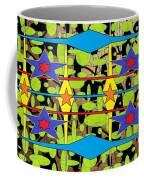 Sir Mbonu Christhe Arts Of Textile Designs #30 Coffee Mug