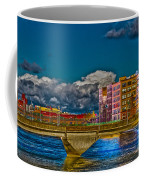 Sister Cities Pedestrian Bridge Coffee Mug