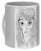 Sisterhood Of The Doodling Pens 4 Coffee Mug