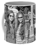 Sisters Out And About Coffee Mug