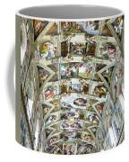 Sistine Chapel Coffee Mug