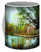 Sit And Ponder - Deep Cut Gardens Coffee Mug
