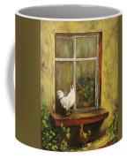 Sittin Chickens Coffee Mug